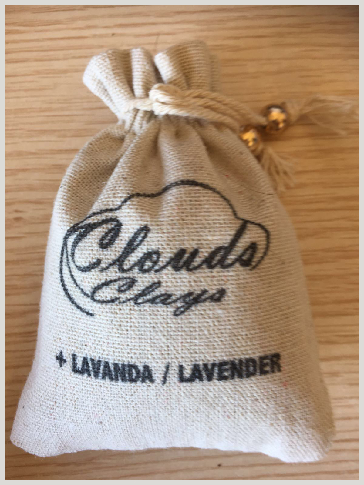 Clouds Clays with Lavender