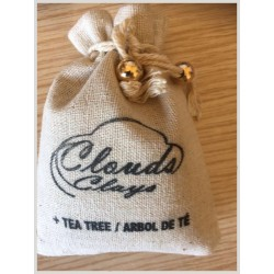 Clouds Clays With Tea Tree Oil
